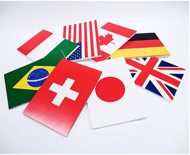 国旗メモシリーズ01