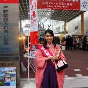 東京三軒茶屋で「広島ざんまいグルメ楽市」開催!~その1~