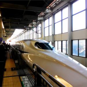 広島から福島へ出張です