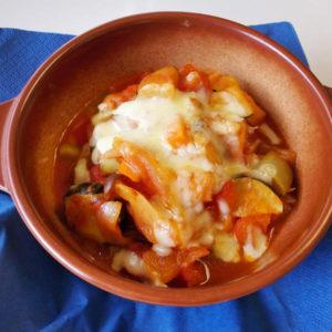 チーズをかけてオーブンで焼いてもgood!