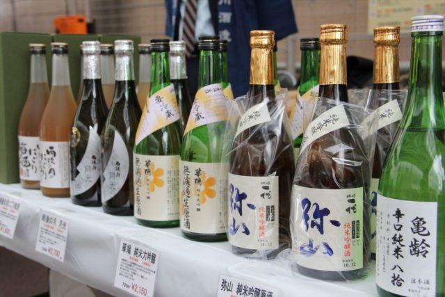 石川酒店さんの広島の美味しい地酒