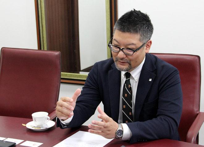 株式会社都の代表取締役社長 嵜本 大(さきもと だい)