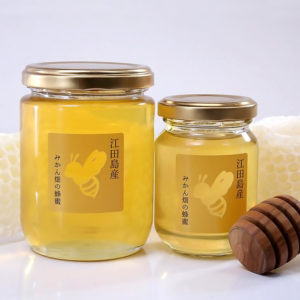 みかん畑の蜂蜜
