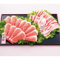 広島お歳暮ギフト 広島もち豚しゃぶしゃぶ