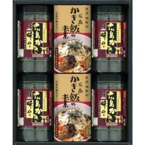 広島お歳暮ギフト 広島かき味のりとかき飯の素詰合せ